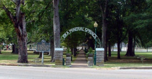 Mineral Springs Park