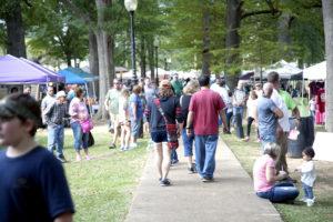 Iuka Heritage Festival @ Mineral Springs Park